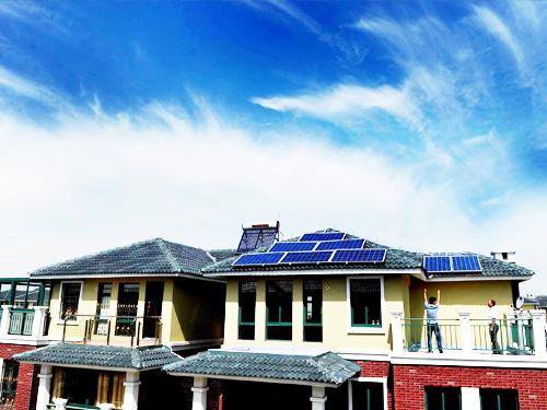 绿科光伏发电项目
